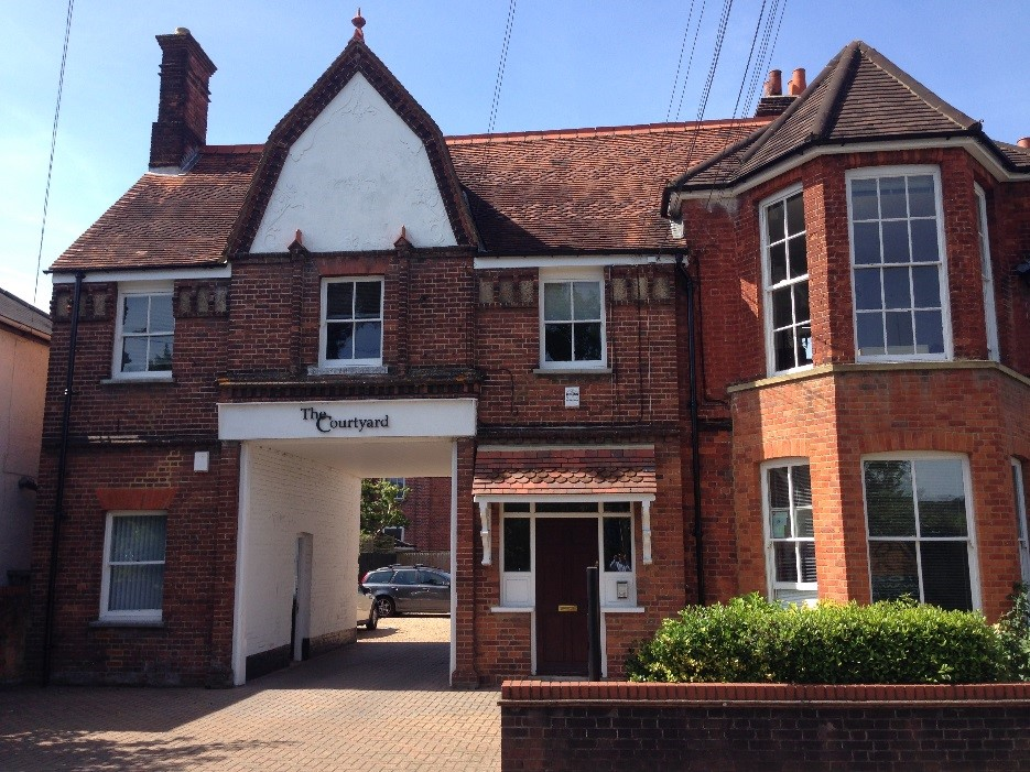 The Courtyard, 60 Station Road, Marlow, Buckinghamshire