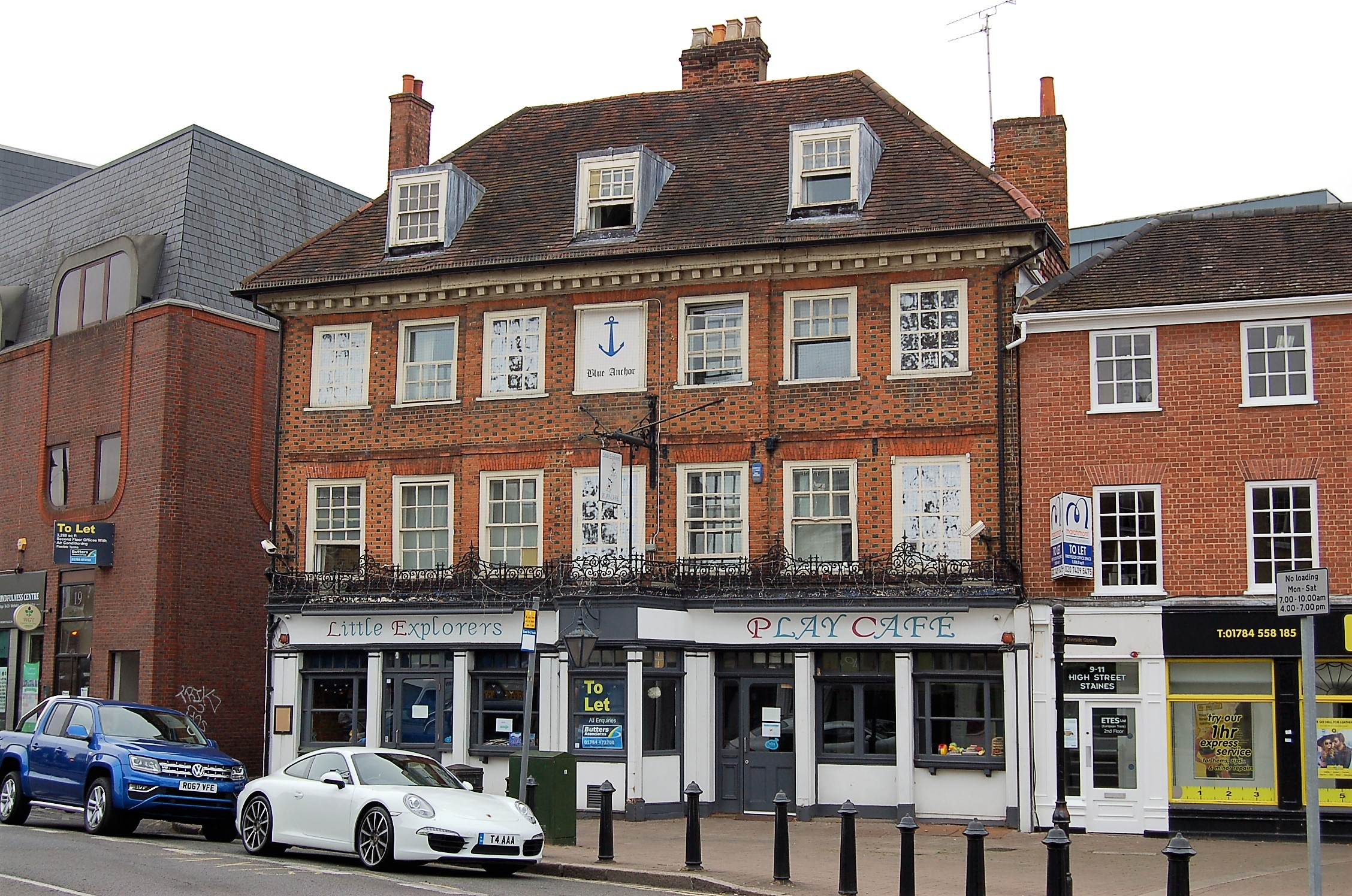 13-15 High Street, Staines