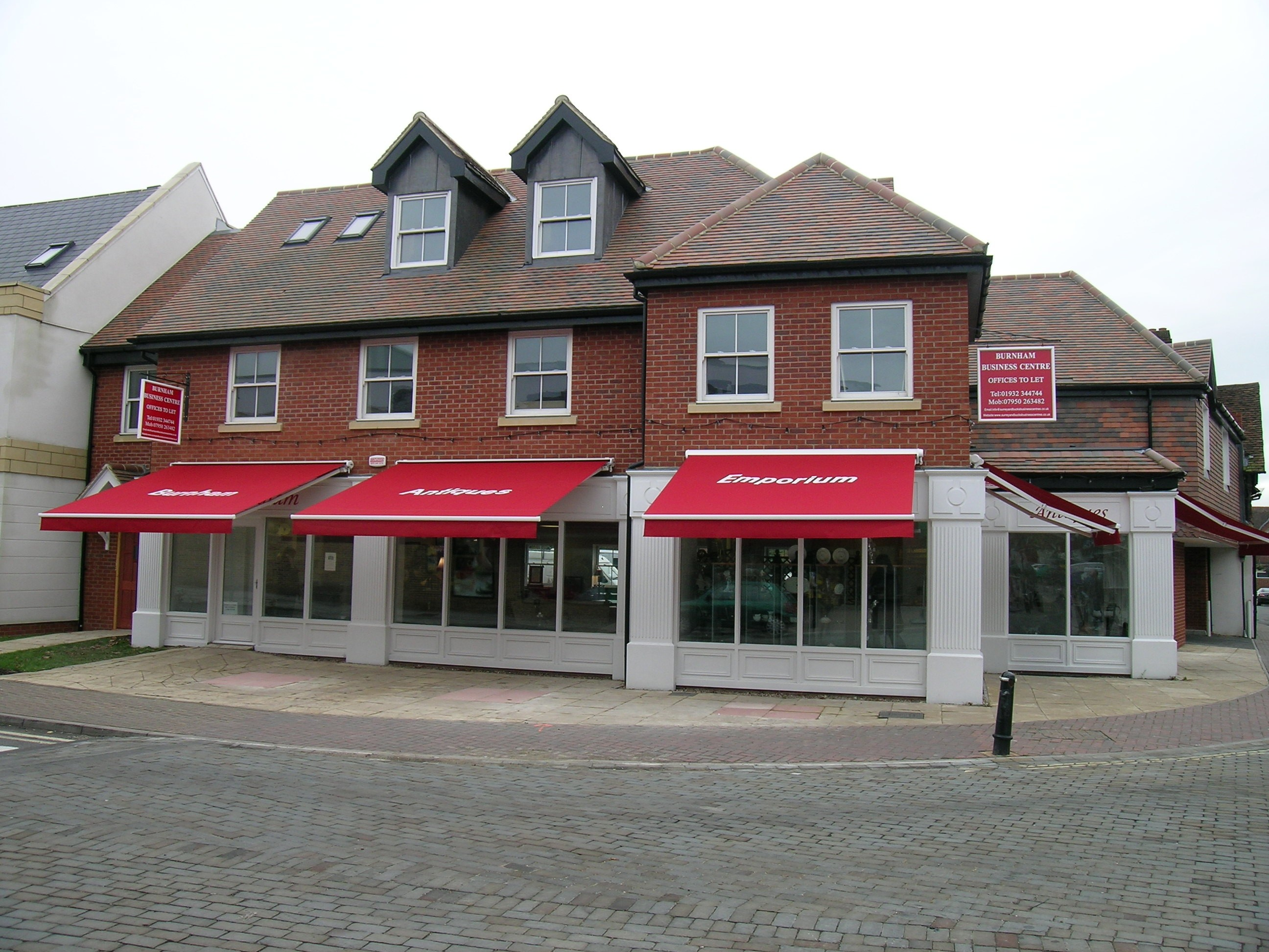 Dorney House , 46-48a High Street, Burnham, Buckinghamshire