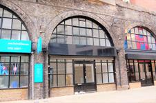 Arch Unit 17, Goswell Hill, Windsor