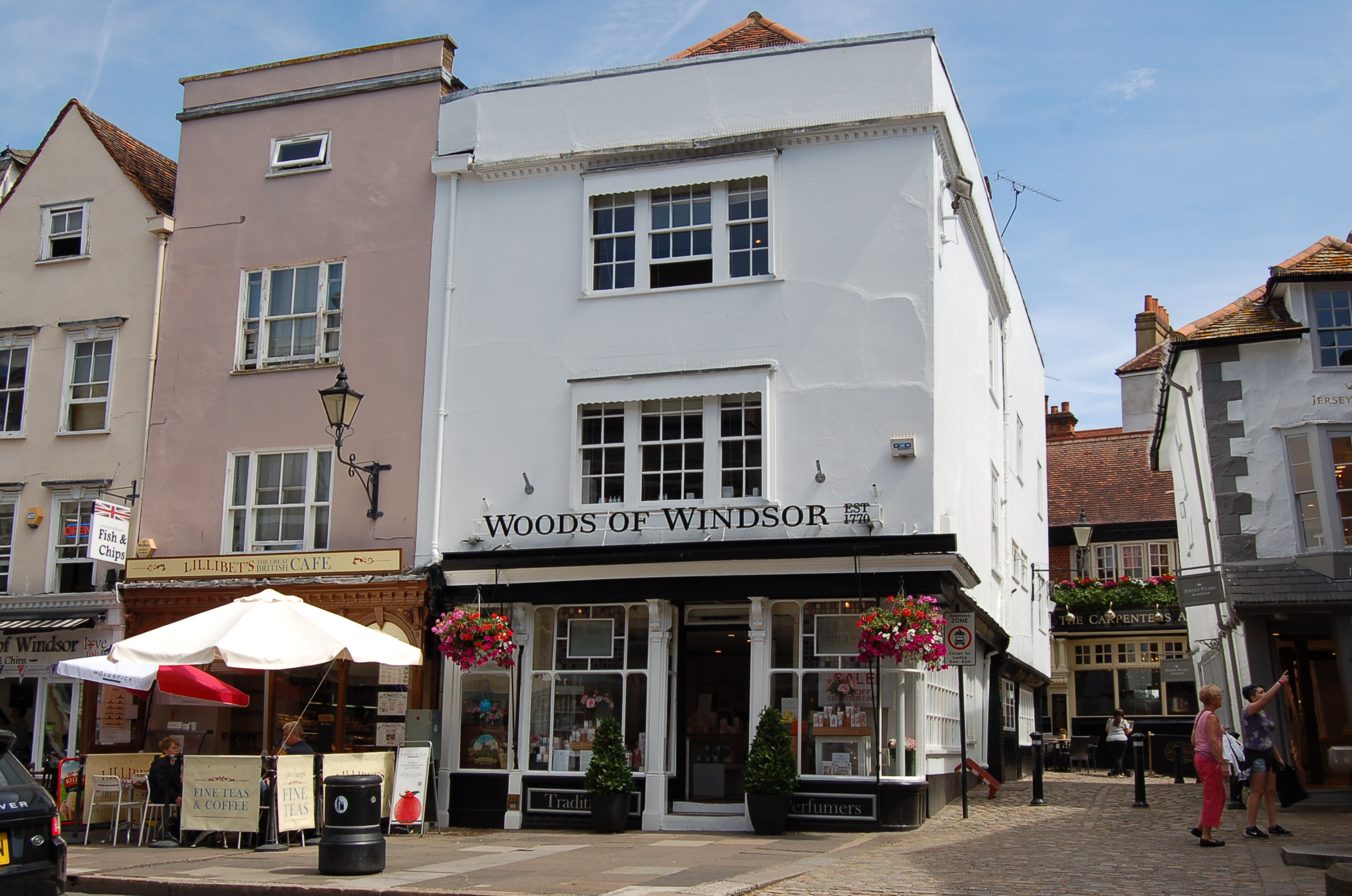 50 High Street, Windsor
